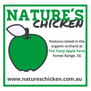 Natures Chickens
